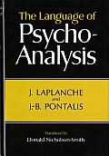 Language Of Psycho Analysis