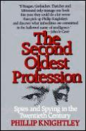 Second Oldest Profession Spies & Spying