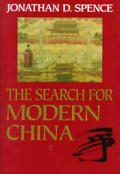 Search for Modern China Cover