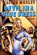 Devil in a Blue Dress (Easy Rawlins Mysteries) Cover