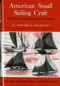 An American Small Sailing Craft