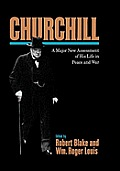 Churchill by Robert Blake