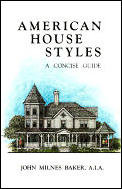 American House Styles: A Concise Guide Cover