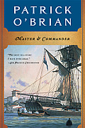 Aubrey-Maturin: Master and Commander Cover