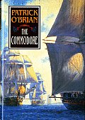 The Commodore (Aubrey-Maturin) Cover