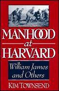 Manhood At Harvard