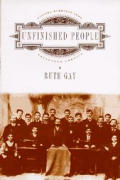 Unfinished People Eastern European Jews