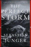 The Perfect Storm: A True Story of Men Against the Sea Cover