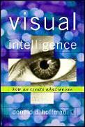 Visual Intelligence How We Create What