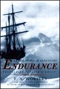 Endurance :an epic of polar adventure Cover