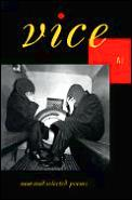 Vice New & Selected Poems