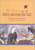 A Treasury of North American Folktales