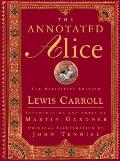 The Annotated Alice: Alice's Adventures in Wonderland & Through the Looking-Glass Cover
