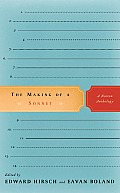 The Making of a Sonnet: A Norton Anthology (Norton Anthology) Cover