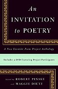 Invitation to Poetry A New Favorite Poem Project Anthology
