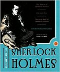 New Annotated Sherlock Holmes Volume 2 The Return of Sherlock Holmes His Last Bow & the Case Book of Sherlock Holmes
