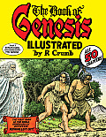 Book Of Genesis Illustrated By R Crumb