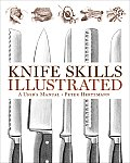 Knife Skills Illustrated: A User's Manual Cover
