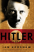Hitler A Biography One Volume Edition