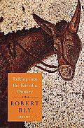 Talking Into the Ear of a Donkey: Poems Cover