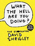 What the Hell Are You Doing?: The Essential David Shrigley Cover