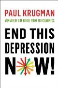 End This Depression Now! Cover