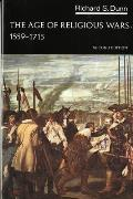 The Age of Religious Wars, 1559-1715 (Norton History of Modern Europe) Cover