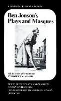 Ben Jonsons Plays & Masques