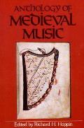 Anthology of Medieval Music (78 Edition)