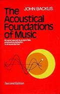 Acoustical Foundations Of Music 2nd Edition