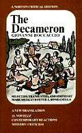 The Decameron: A New Translation: 21 Novelle, Contemporary Reactions, Modern Criticism (Norton Critical Edition) Cover