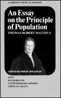 Essay On The Principle Of Population