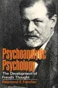 Psychoanalytic Psychology: The Development of Freud's Thought
