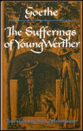Sufferings of Young Werther Cover