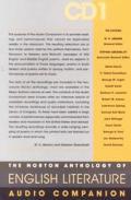 Norton Anthology of English Literature Audio Companion CD1
