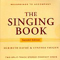 Singing Book: Recordings To Accompany - 2 CDS (2ND 08 Edition)