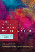 Norton Recorded Anthology of Western Music Cover