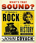 What's That Sound? An Introduction to Rock and Its History, 2e Cover