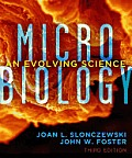 Microbiology: An Evolving Science by Joan L. Slonczewski
