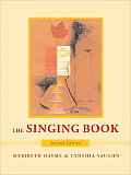 Singing Book Second Edition With 2 Cds