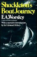 Shackleton's Boat Journey Cover