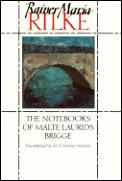 The Notebooks of Malte Laurids Brigge Cover