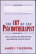 The Art of the Psychotherapist