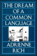 Dream of a Common Language Poems 1974 1977