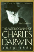 Autobiography of Charles Darwin 1809-1882 (58 Edition) Cover