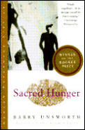Sacred Hunger (Norton Paperback Fiction) Cover