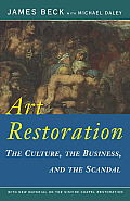 Art Restoration The Culture the Business the Scandal