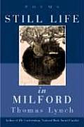 Still Life in Milford: Poems Cover