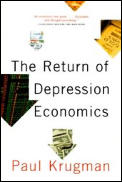 The Return of Depression Economics Cover