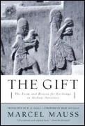 The Gift: The Form and Reason for Exchange in Archaic Societies Cover